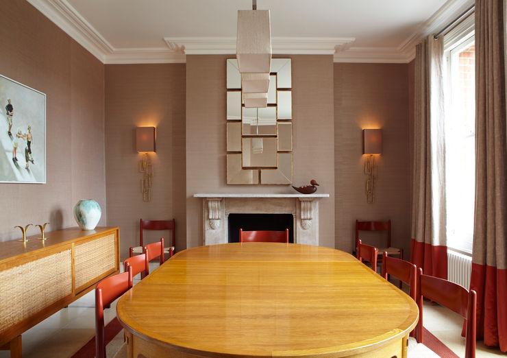 Dining Room homify Salas de jantar escandinavas