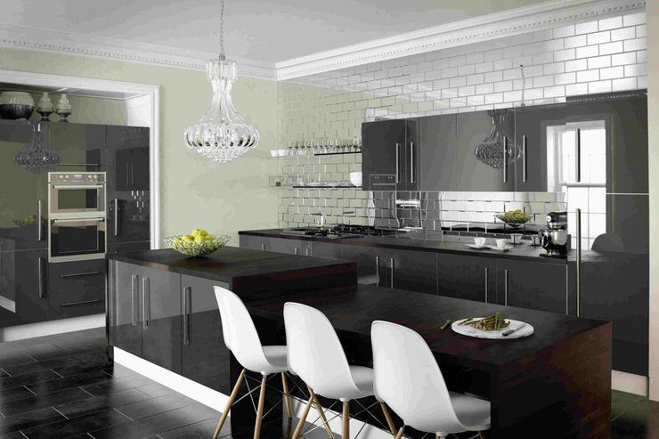 Metallic Anthracite Kitchen Dream Doors Ltd 廚房儲櫃