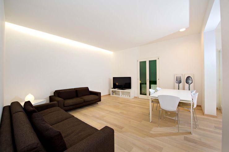 Casa A&C Giuseppina PIZZO Soggiorno minimalista