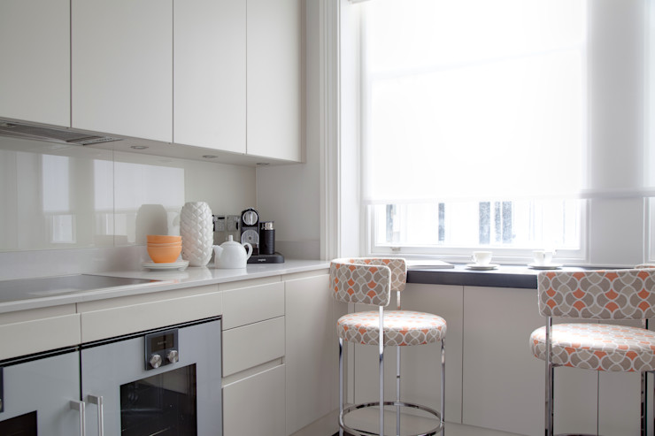 Kitchen homify Modern Kitchen