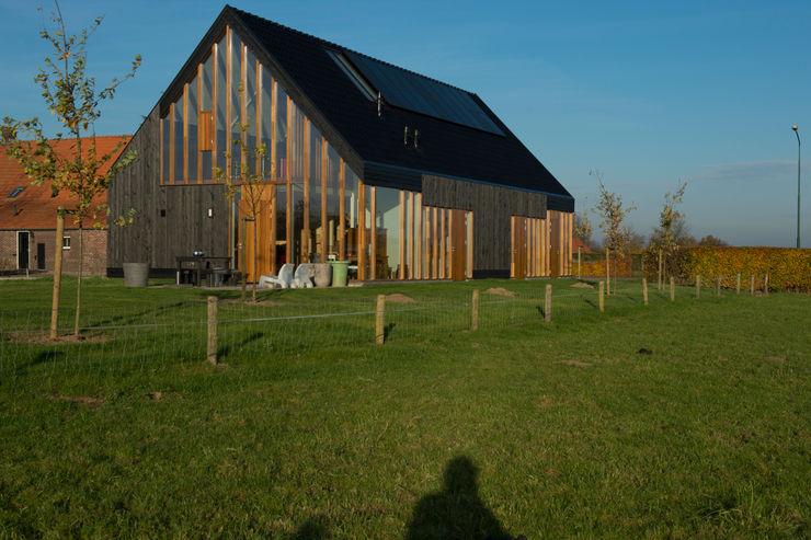 Zwarthout Shou Sugi Ban Rumah Modern