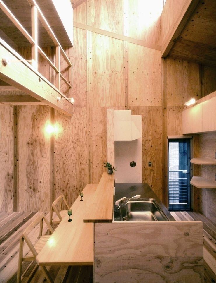 H2O設計室 ( H2O Architectural design office ) Modern kitchen