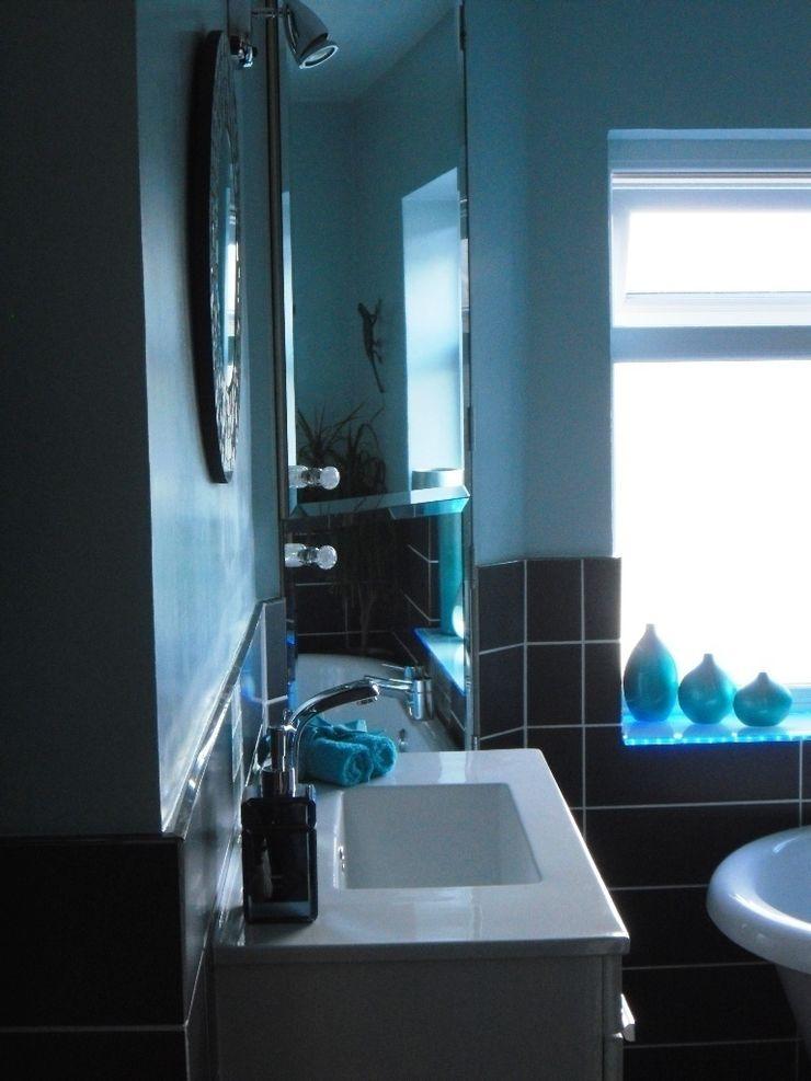 Bathroom Kerry Holden Interiors Modern bathroom