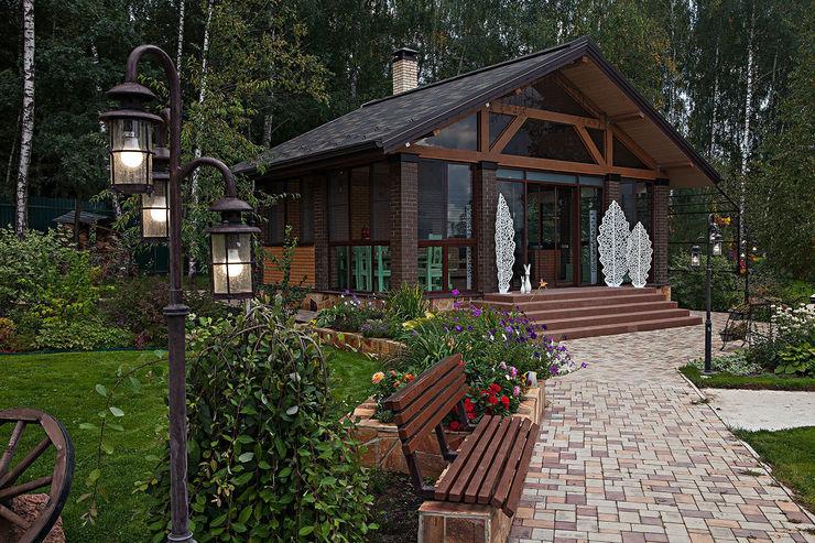Дом Николай Карачев Дома в рустикальном стиле
