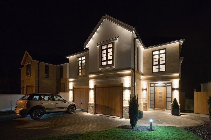 Riggsacre, Corbridge MWE Architects Nhà