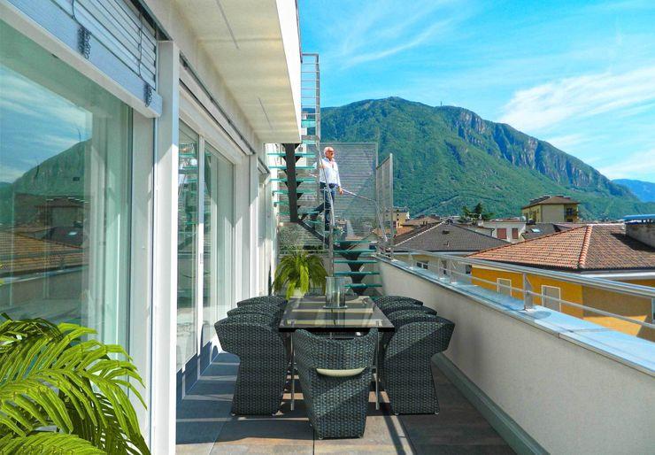 Grendene Design Modern Terrace