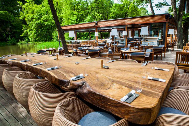 CHristian Bogner GmbH Living Art Modern gastronomy