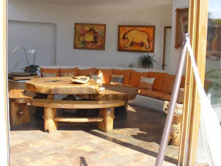 Casa Santa Fe Cenquizqui Salones mediterráneos