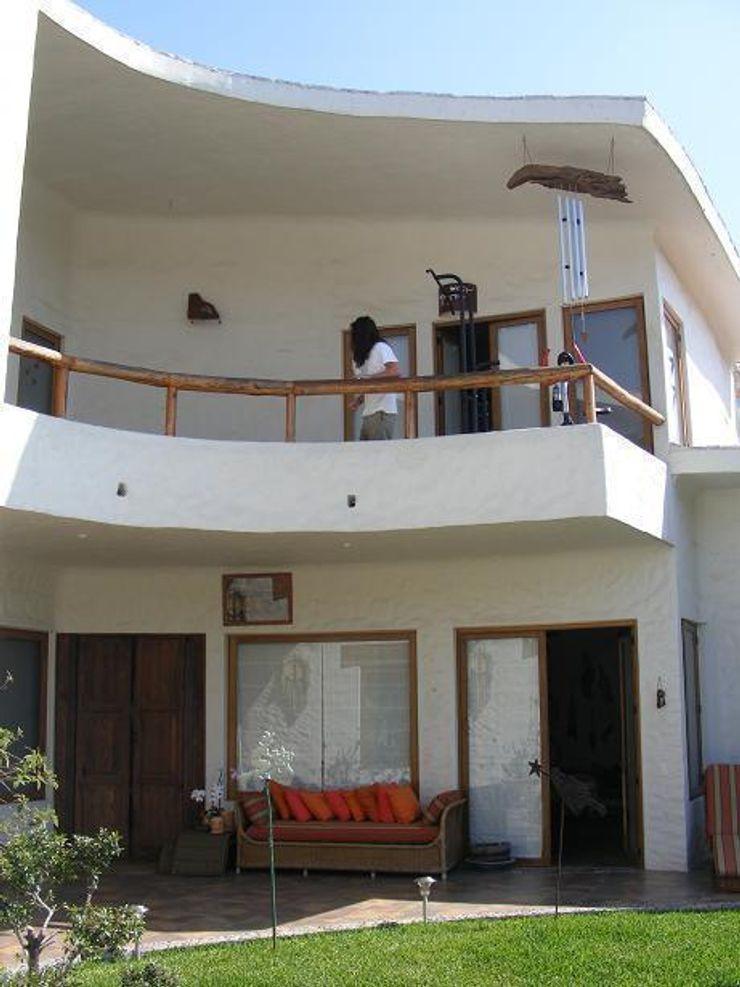 Balcon exterior Cenquizqui Casas mediterráneas