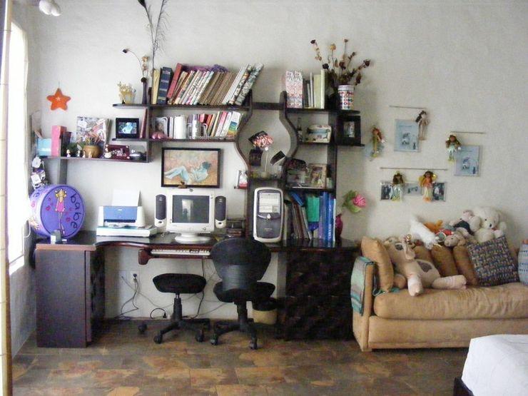 Interior de Recamara 2do Piso Cenquizqui Paisajismo de interiores