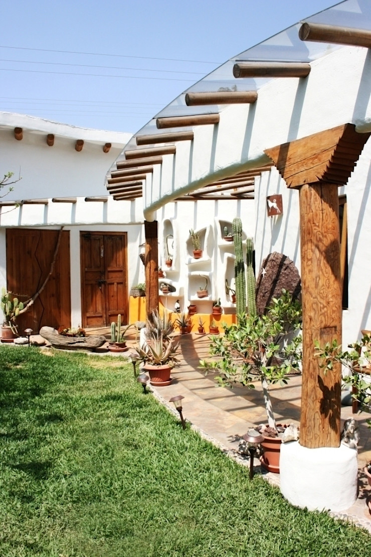 Pasillo Cenquizqui Casas rurales