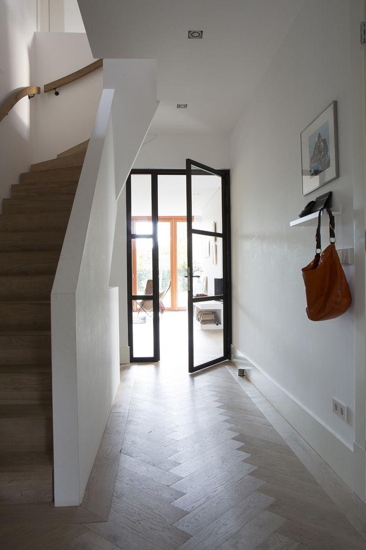 gang Boks architectuur Moderne gangen, hallen & trappenhuizen