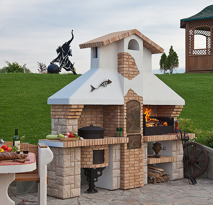 Barbecue JardínBarbacoas
