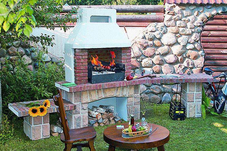 Barbecue JardinCheminées & Barbecues