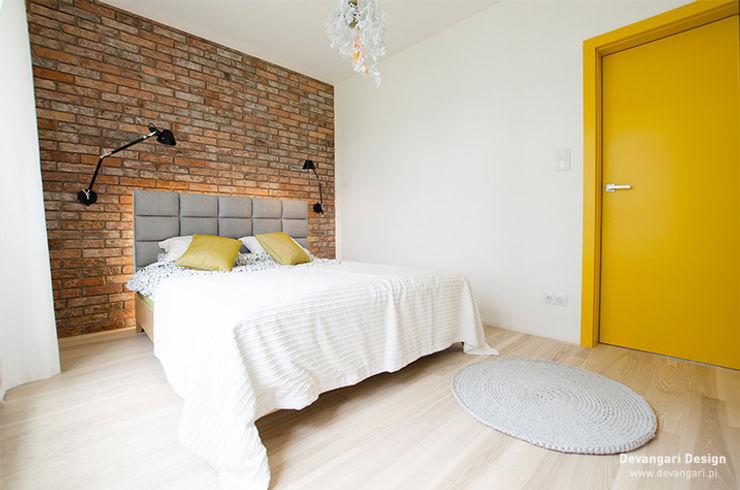 Devangari Design Scandinavian style bedroom