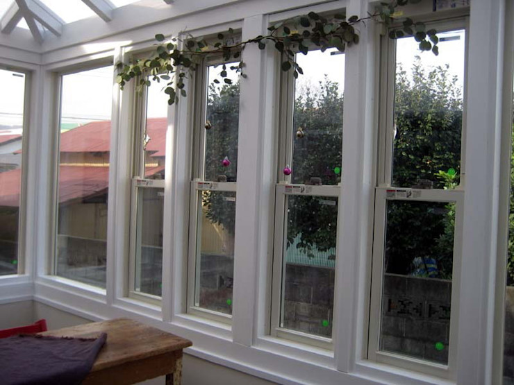 (株)ハウスオブポタリー Eclectic style conservatory