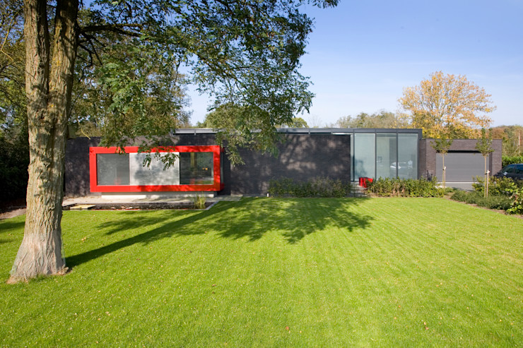 Dorenbos Architekten bv Modern houses