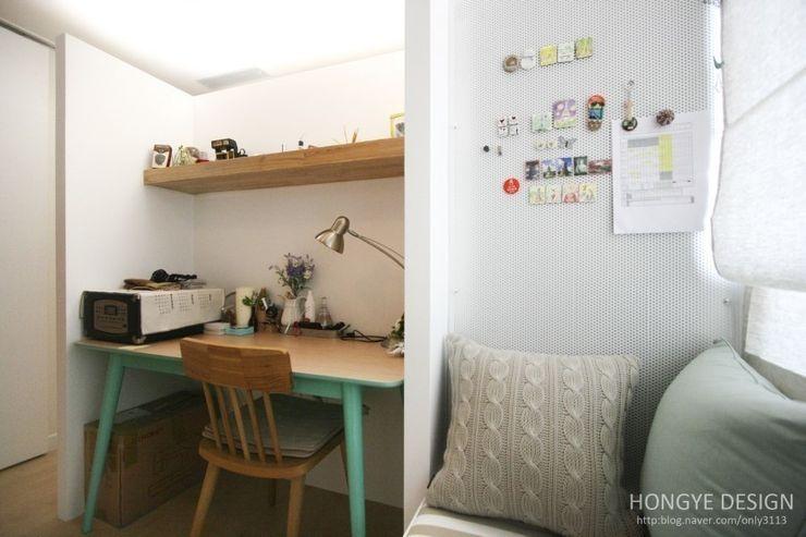 홍예디자인 書房/辦公室