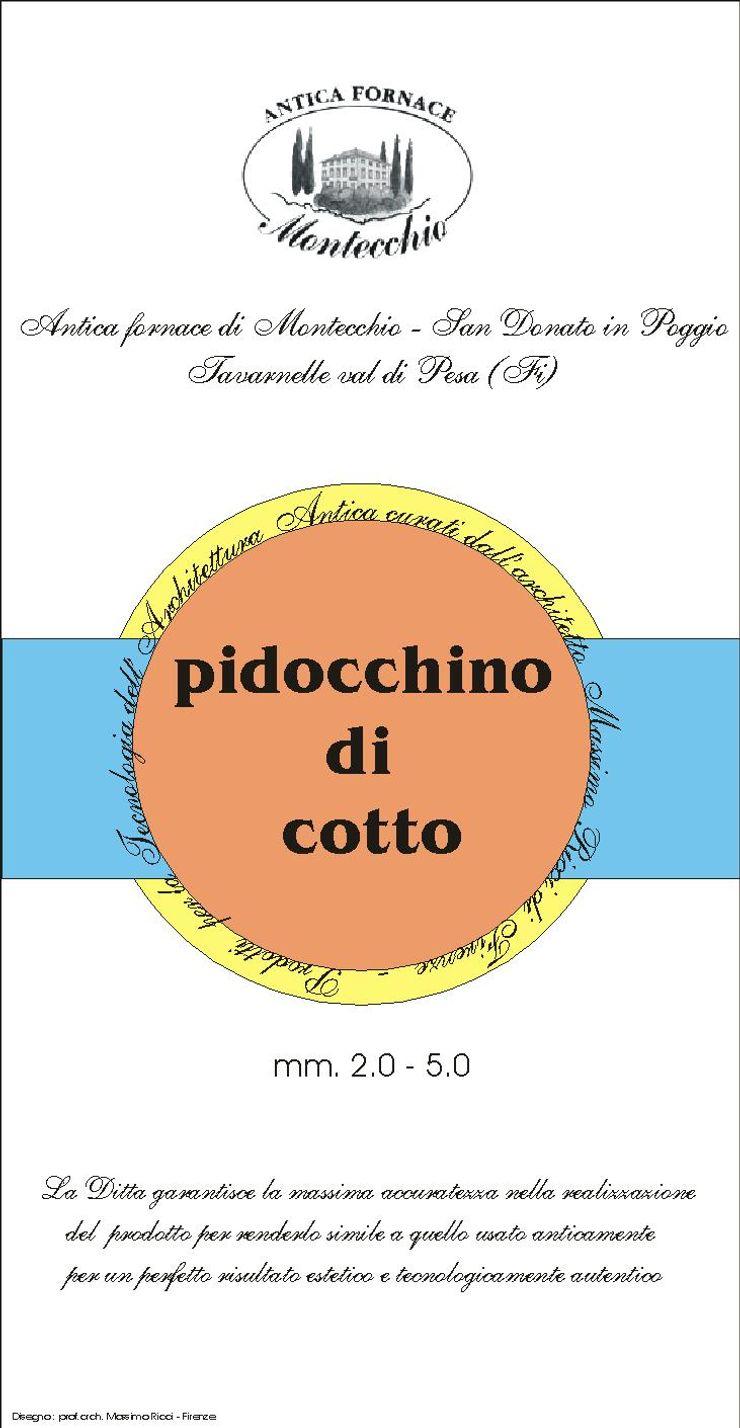 Montecchio S.r.l. Вбиральня