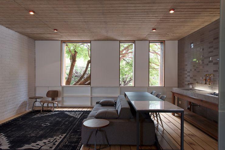 Alvaro Moragrega / arquitecto 客廳