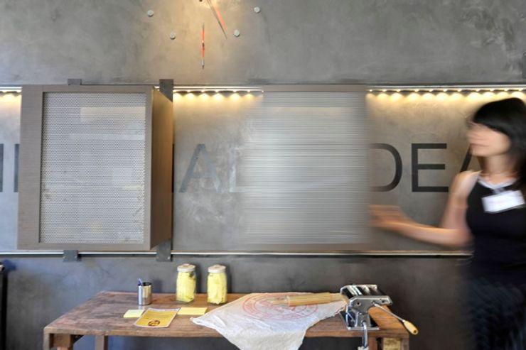Kitchen Past-IT (Hands Made Ideas) Simona Garufi Cocinas de estilo industrial
