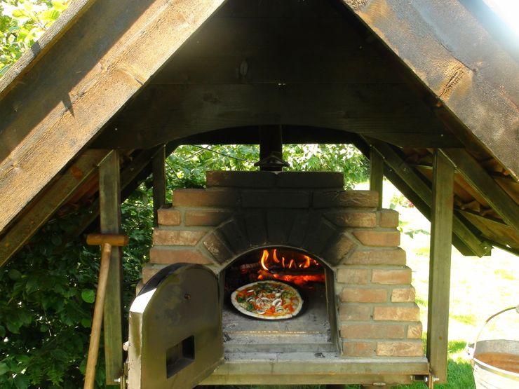 Toen=Hier 花園火坑與燒烤