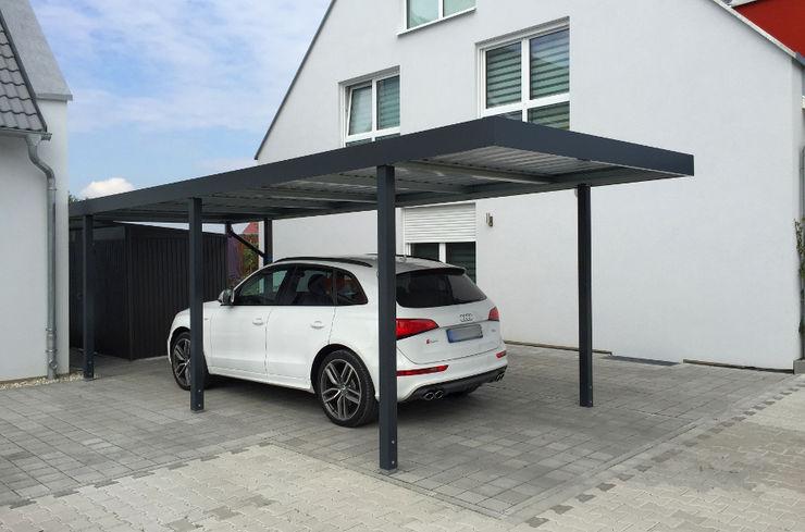 My Port Einzelcarport MyPort GmbH