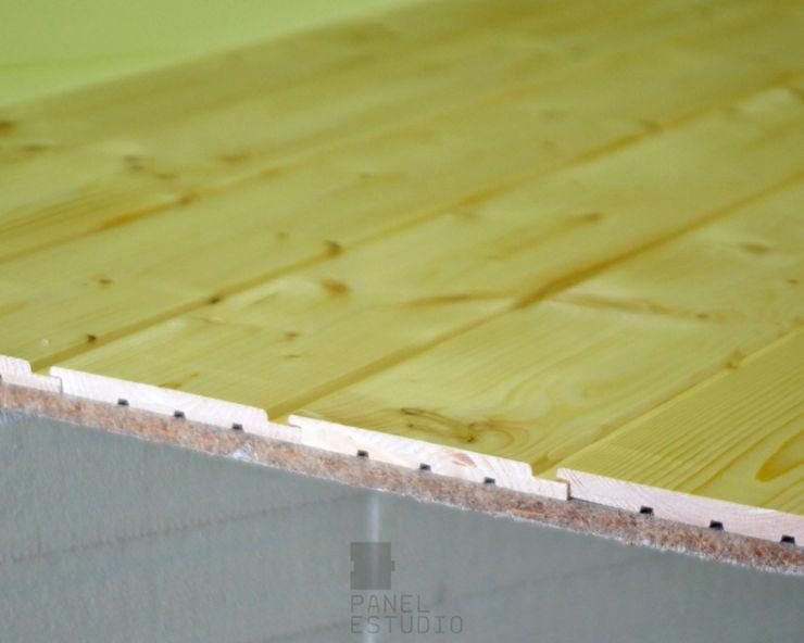 Panel bicapa para cubiertas aligeradas y forjados perdidos. panelestudio