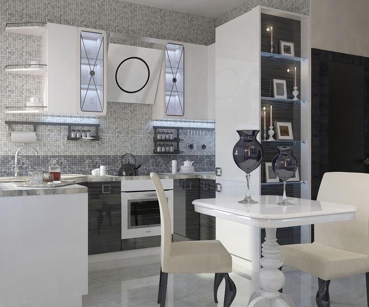 Vera Rybchenko Kitchen