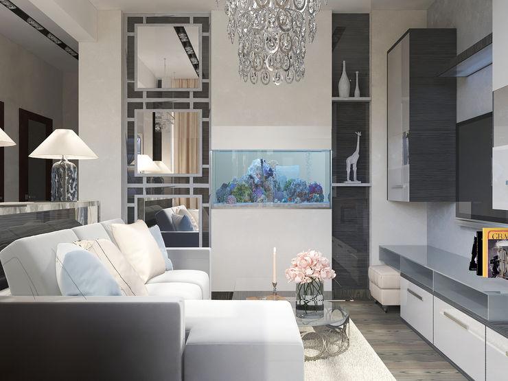 Vera Rybchenko Living room