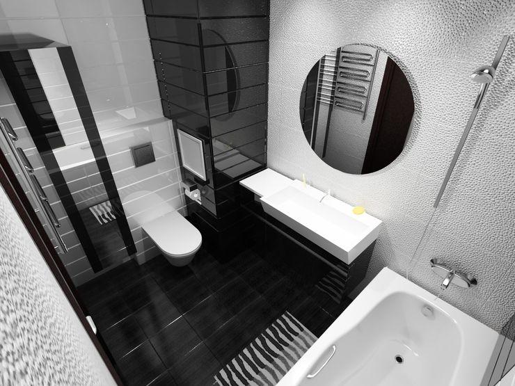 Vera Rybchenko Modern Bathroom