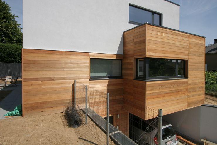 DATAscs Minimalistische Häuser