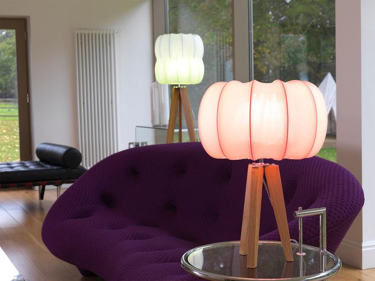 albino™ lighting design Nicholas Rose Design Modern living room