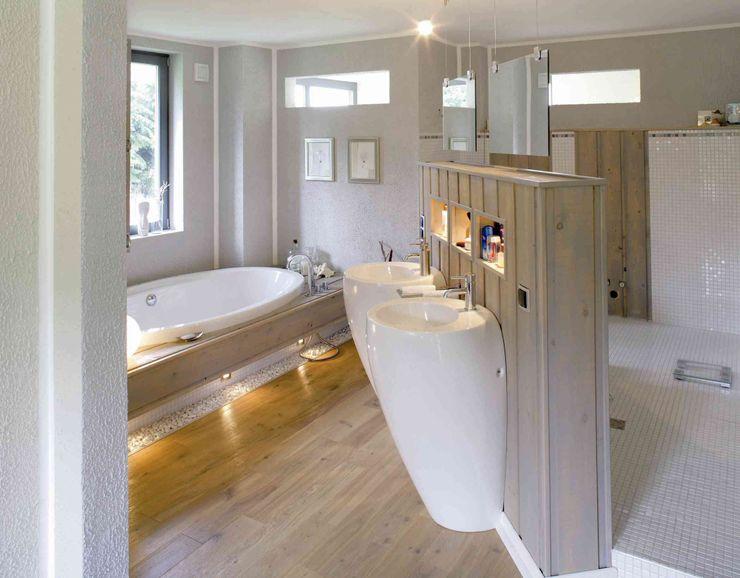 Luxus Raum Haacke Haus GmbH Co. KG Moderne Badezimmer