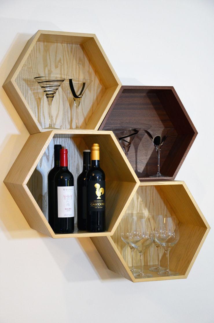 elementa™ Nicholas Rose Design Modern bars & clubs