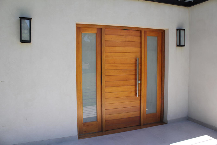 Casa Mateolli ApConstrucciones Puertas y ventanas modernas