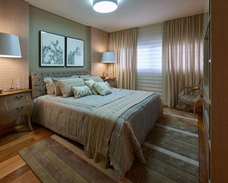 Apartamento JD Gláucia Britto Quartos clássicos