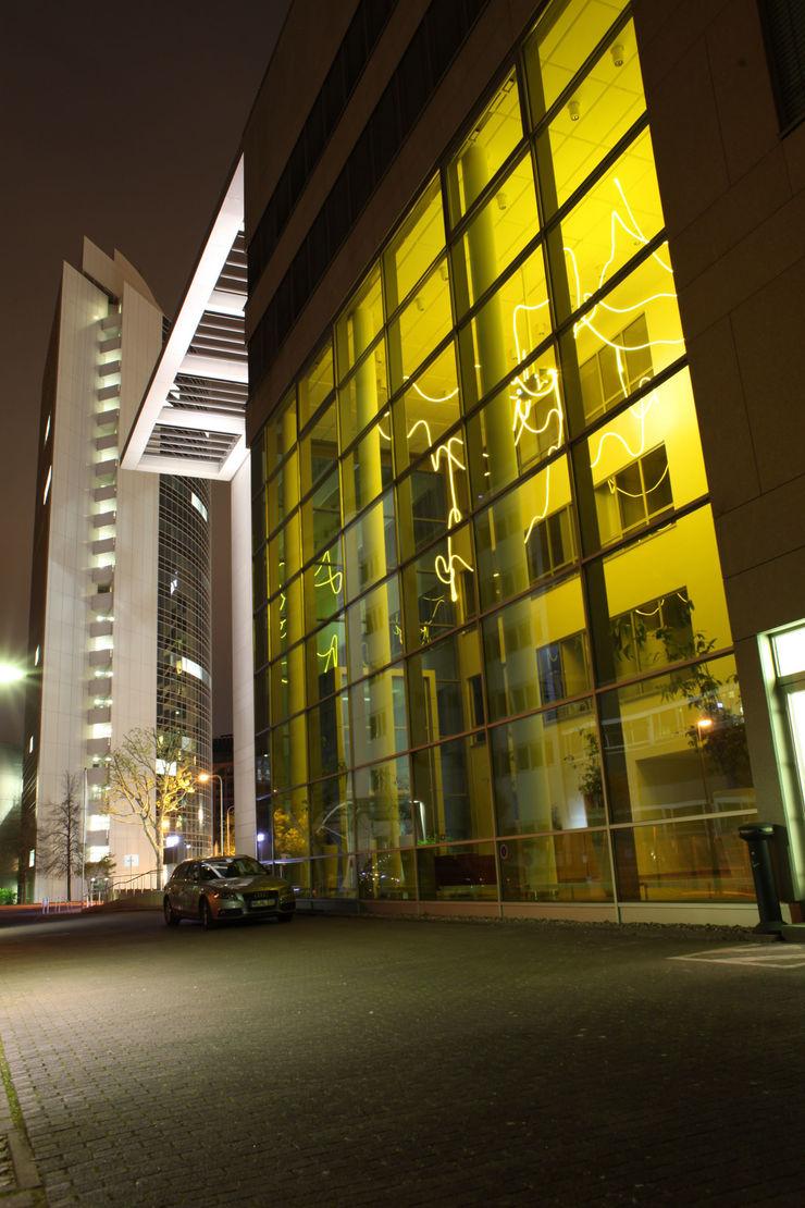 MAASS-Licht Lichtplanung オフィスビル