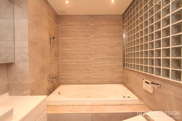 욕실 홍예디자인 모던스타일 욕실