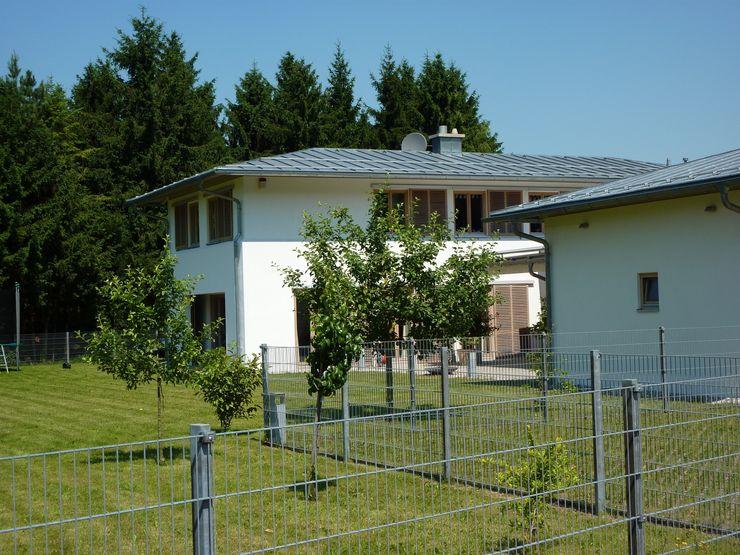 Ostseite Architekt Namberger Einfamilienhaus