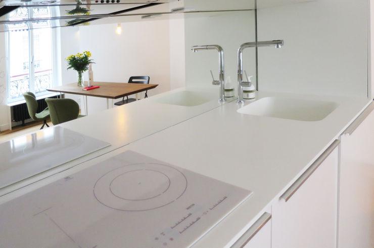 plan de travail Studio Pan Cuisine moderne