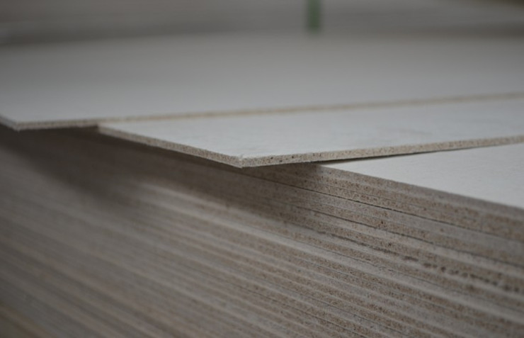 Placas MGO Magnésiopan A EXCLUSIVA - Sustainable Buildings Materials Parede e pisoRevestimentos de parede e pavimentos Branco