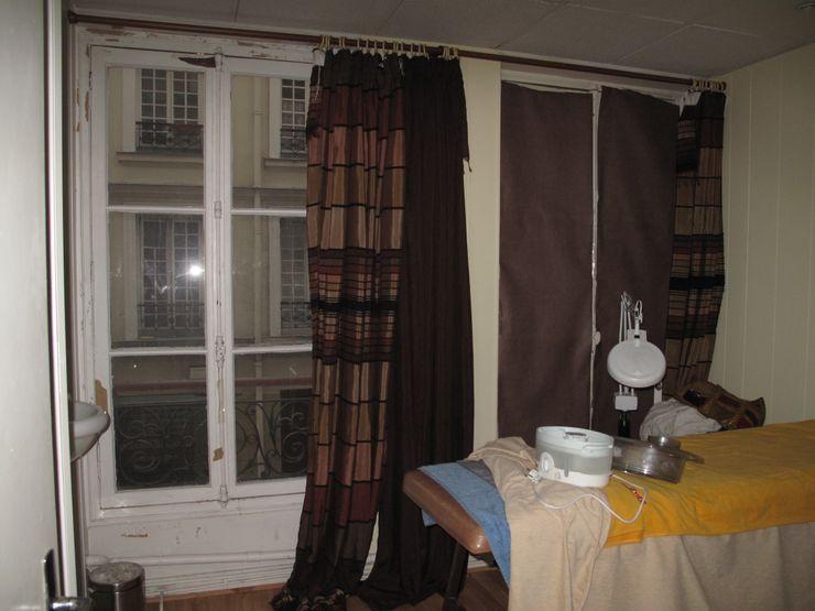 photo de Chambre avant projet Studio Pan Chambre originale