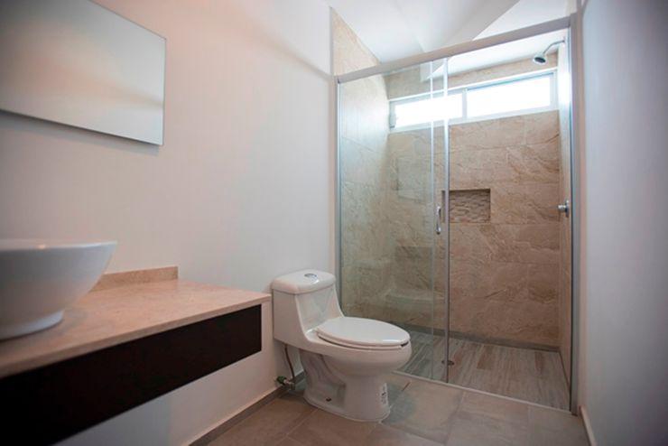 JF ARQUITECTOS Ванна кімнатаВанни та душові