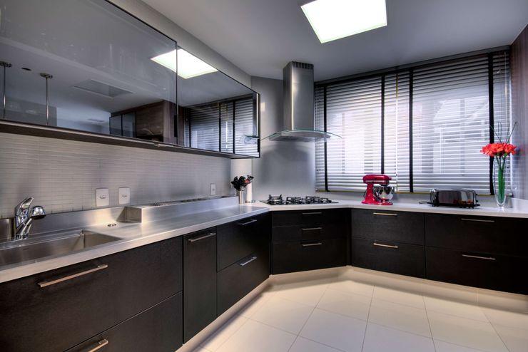 Cozinha LamegoMancini Arquitetura Cozinhas modernas