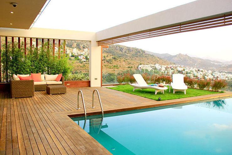 Zen Bodrum ARTHUR&MILLER Modern Pool