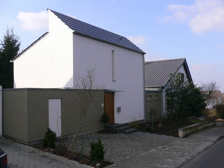 Haus S waldorfplan architekten Moderne Häuser