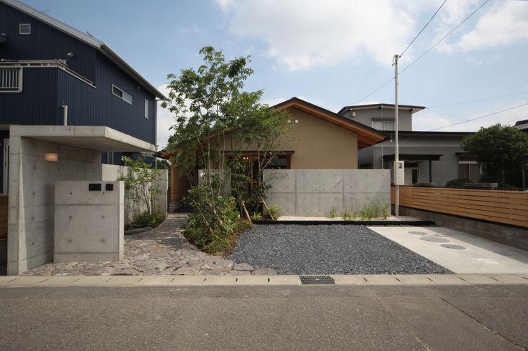 外観 青木昌則建築研究所 日本家屋・アジアの家