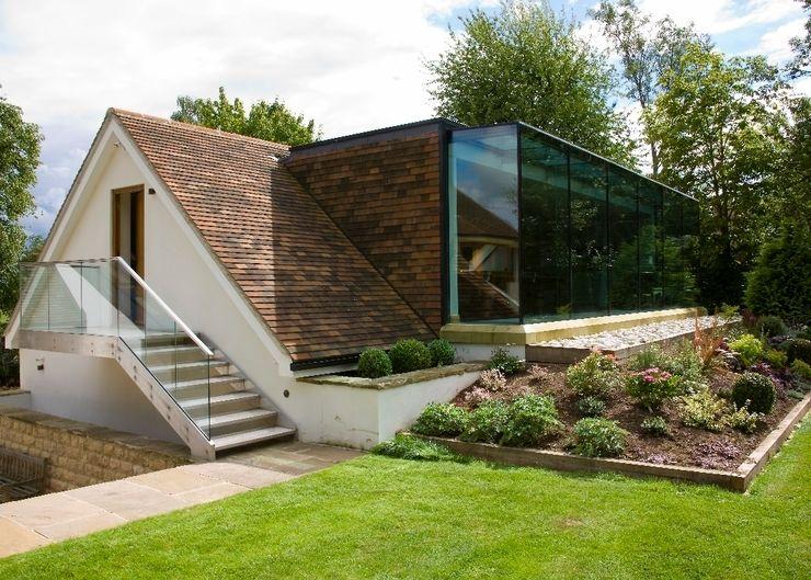 Glass Extension Wildblood Macdonald Rumah Modern