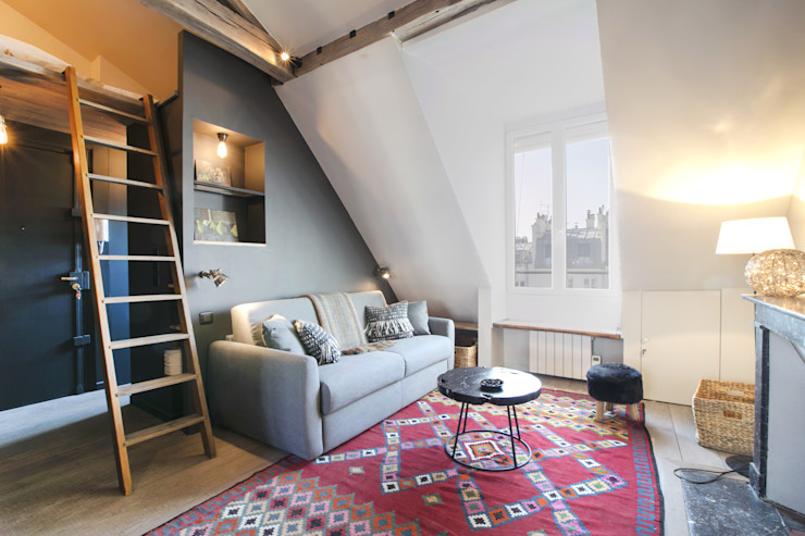 cristina velani Living room